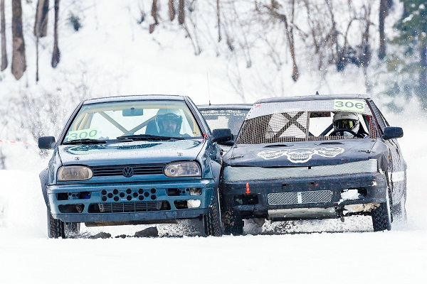ICE Race Action